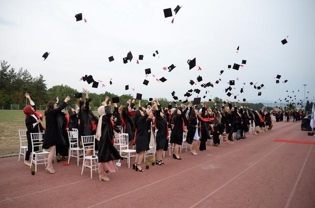 Sağlık ordusu yeni mezunlarla güçleniyor