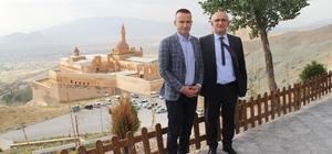 MEB Ölçme, Değerlendirme ve Sınav Hizmetleri Genel Müdürü Şensoy'un Ağrı ziyaretleri