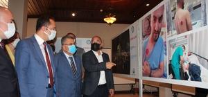 Bilecik'te  Direnen Filistin adlı resim sergisi açıldı
