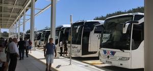 Bodrum'un yeni otogarı hizmete girdi Muğla Büyükşehir Belediyesi tarafından Bodrum'un Torba Mahallesi'nde 31 dönüm arazı üzerine inşa edilen yeni otogar hizmete girdi.