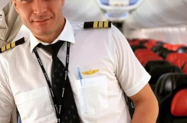 THY pilotu Bayraktar, son yolculuğuna uğurlandı