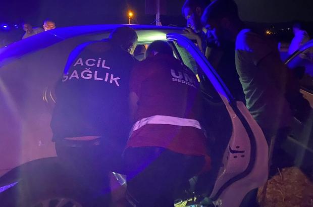 Deprem bölgesine giden UMKE kazaya müdahale etti: 6 yaralı