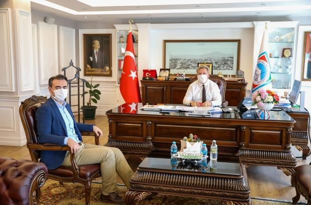 """Başkan Palancıoğlu: """"Önceliğimiz Sağlık Yatırımı ve Hizmetleridir"""""""