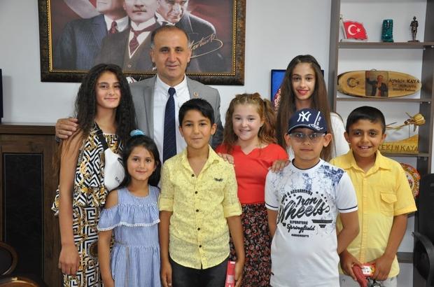 İncirliova Belediyesi çocuklar için yaz spor okulları açılacak