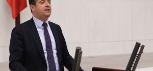 Milletvekili Tutdere kuraklıkla ilgili kanun teklifi verdi