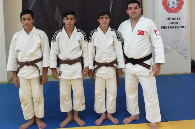 Diyarbakırlı judocular Ankara yolcusu