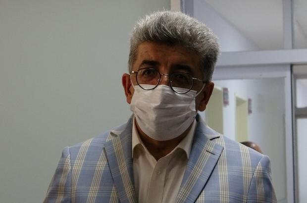 """Van'da korona virüs vakaları arttı Vali Bilmez'den aşı uyarısı """"Yüz binde 60 oranında vakamız var, bunun da tek çaresi aşı olmaktır"""""""