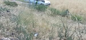 Kayseri'de feci kaza: şarampole devrilen aracın sürücüsü yola fırladı Sürücü yapılan tüm müdahalelere rağmen kurtarılamadı