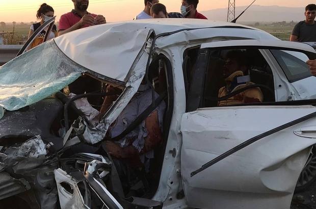 Aydın'da trafik kazası: 8 yaralı