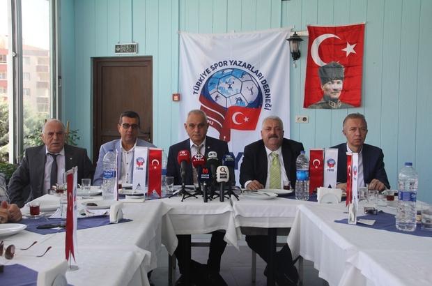 Bursaspor Eski Başkanı Recep Günay, Divan Başkanlığı'na aday oldu