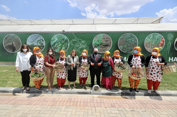 Gastronomi ve Tarımsal Eğitim Merkezi'nin resmi açılış töreni yapıldı