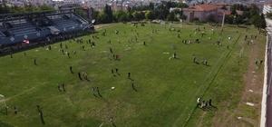 Beyşehir'de uçurtma şenliği