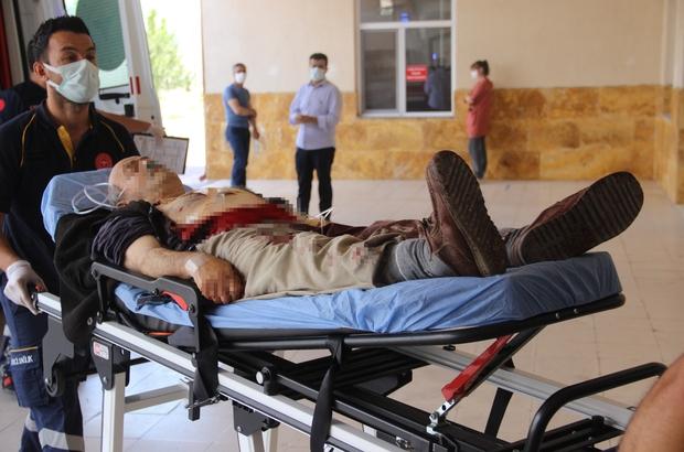 Köstebek tuzağı din görevlisini yaraladı