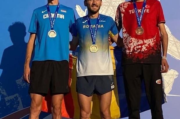Balkan Şampiyonasından Kayseri'ye 4 madalya
