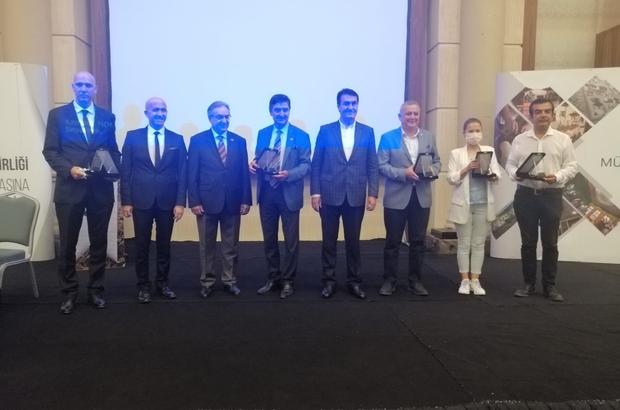 Odunpazarı'na Tarihi Kentler Birliği Müze Özendirme Yarışmasından 3 ödül