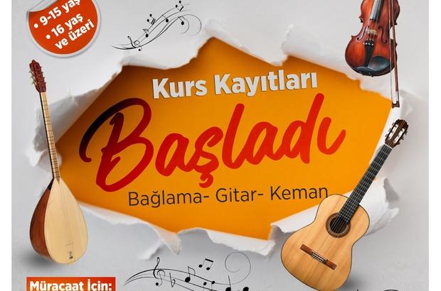 Talas Musiki Cemiyeti'nde kurs kayıtları başladı