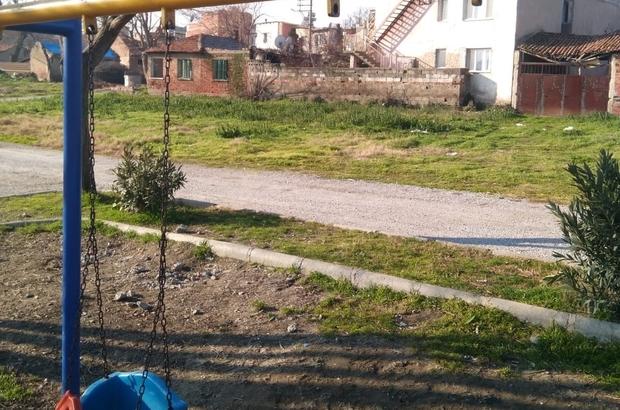 Turgutlu oyun parkları saldırıya uğradı, oyuncaklar kırıldı