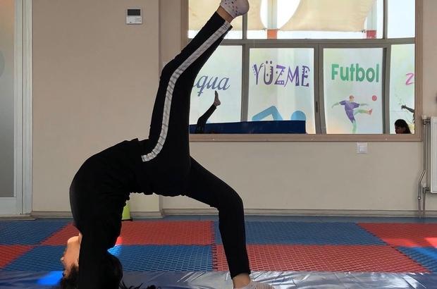 Turgutlu Belediyesinden çocuklara yönelik jimnastik kursu