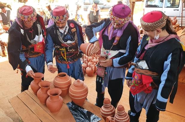 Karacasu'da çalıştay ve festival coşkusu başladı