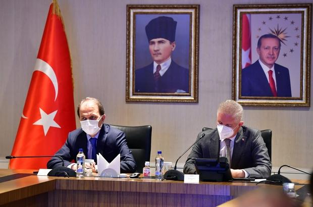 Kayıt dışı çalışmaya geçit yok Uluslararası iş gücü değerlendirme toplantısı yapıldı