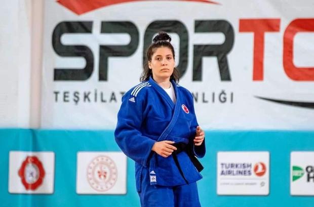 Yunusemreli Şeyda Nur judoda Türkiye Şampiyonu oldu