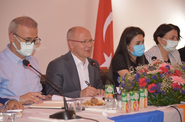 """Başkan Gürkan: """"Mudanya ilçesini hak ettiği geleceğe hazırlıyoruz"""""""
