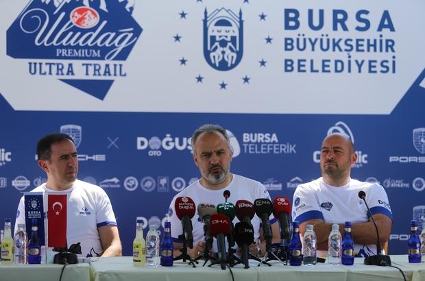 Binlerce yabancı sporcu Uludağ'da ultra maratonda buluşacak Türkiye'nin uzun soluklu maratonu Uludağ'da