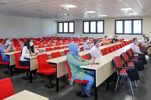 GAÜN Hukuk Fakültesi'nde kurum içi eğitim