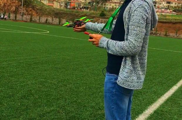 Melikgazi Belediyespor Drone Takımı Türkiye Şampiyonası'na katılacak