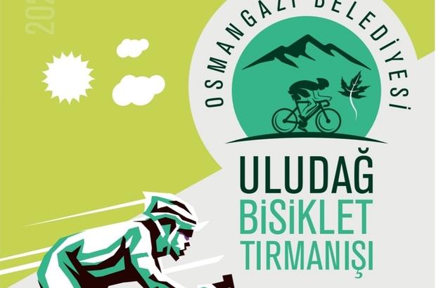 Osmangazi'de bisiklet heyecanı başlıyor Pedallar zirve için dönecek