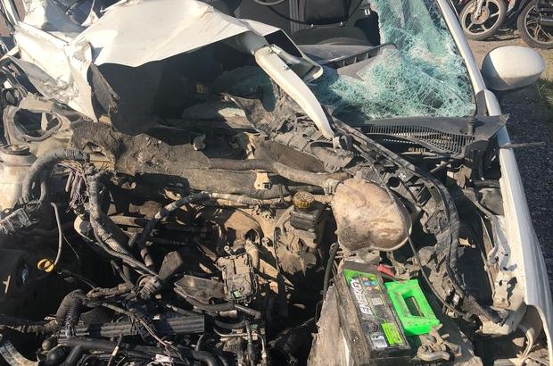 Edirne Damızlık Sığır Yetiştiricileri Birliği Sorumlu Müdürü Aslan feci kazada hayatını kaybetti