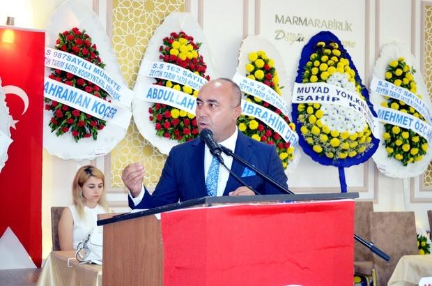 Mudanya Zeytin Kooperatifinde mâlî kurul yapıldı