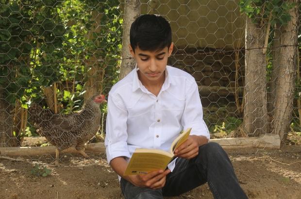 Türkiye birincisi imam hatipli öğrencinin hedefi pilot olmak