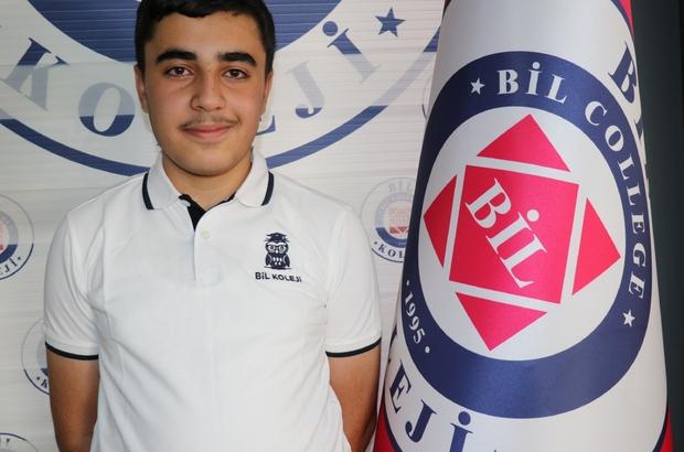 Vanlı öğrenci LGS'de Türkiye birincisi oldu