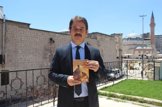 Cumhurbaşkanı'nın konuşmasından etkilendi, o eseri kaleme aldı Cumhurbaşkanı Recep Tayyip Erdoğan'ın bir konuşmasından etkilenen Sivaslı tarihçi- sınıf öğretmeni, gençlerin Türk milletinin gizli kalmış hazinelerinden Nuri Demirağ'ı tanıyıp örnek almaları için bir kitap kaleme aldı