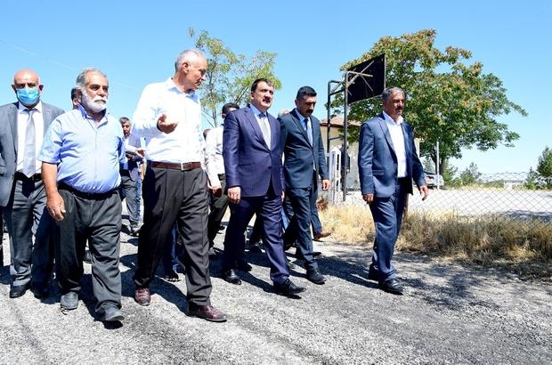 Gürkan, Çayırköy'de vatandaşlarla bir araya geldi