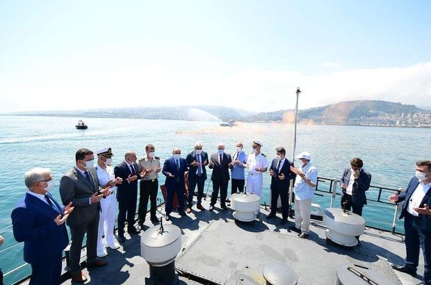 """Trabzon'da """"1 Temmuz  Denizcilik ve Kabotaj Bayramı"""" kutlaması"""