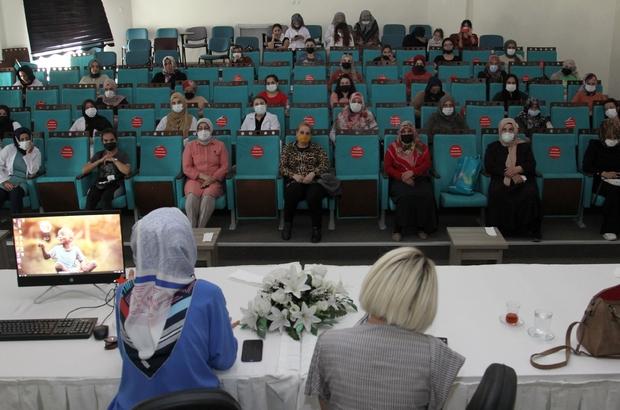 Van Büyükşehir Belediyesinden korona virüs aşısı ile ilgili seminer