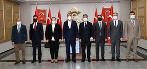 GAP idaresi, Besni, Sincik ve Tut ilçesinin entegre projelerini kabul etti