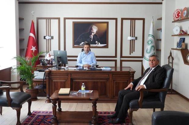Başkan Arif Teke: ''Beşkarış Barajı ürün çeşitliliğini arttıracak''