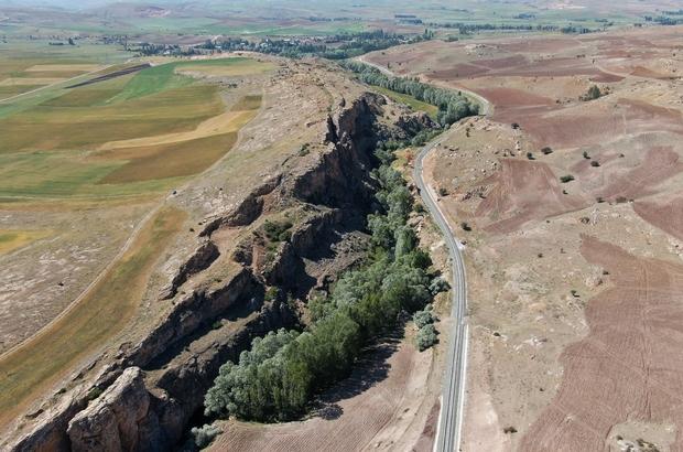 """Kandil Sırtı koruma altına alındı Sivas'ın Yıldızeli ilçesi Kalın köyünde bulunan Kandil Sırtı, """"Nitelikli Doğal Koruma Alanı"""" olarak tescil edildi"""
