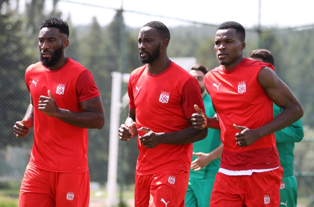 Sivasspor yeni sezon hazırlıklarına başladı
