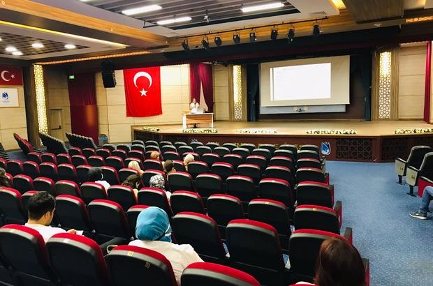 Yunusemre Belediyesinde kurum içi eğitimler devam ediyor