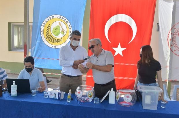 Mersin Orman Bölge Müdürlüğüne işçi alımı için kura çekimi yapıldı