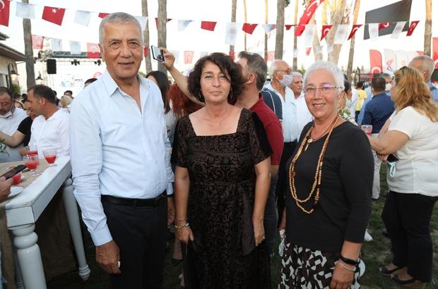 """Soyer: """"Mezitli Belediyesi kadın emeğini en güzel şekilde değerlendiriyor"""""""