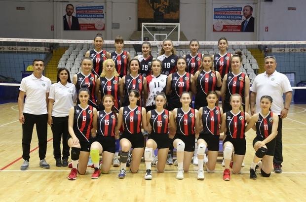 Turgutlu Belediyespor Kadın Voleybol Takımı ilk kez 2. Lig'de