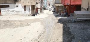 Eyyubiye'de  asfaltlama çalışması devam ediyor