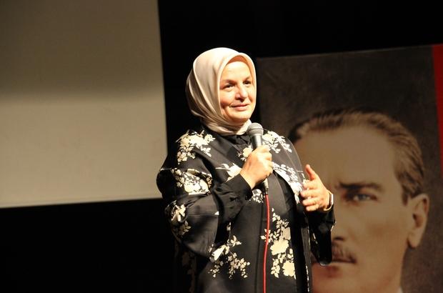 """AK Parti Kadın Kolları Genel Başkanı Keşir; """"Kadınların hayallerine ulaşan kapıları aralamak istiyoruz"""""""