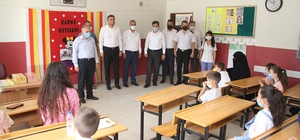 Kula'da 6 bin 380 öğrenci karne aldı