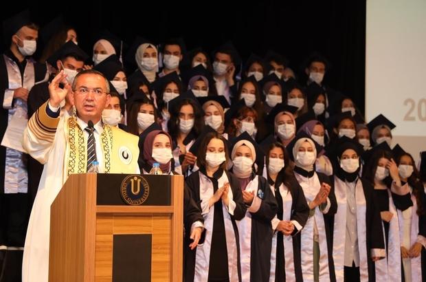 ODÜ'den sağlık camiasına yeni neferler ODÜ Sağlık Bilimleri Fakültesinin mezuniyet töreni gerçekleştirildi